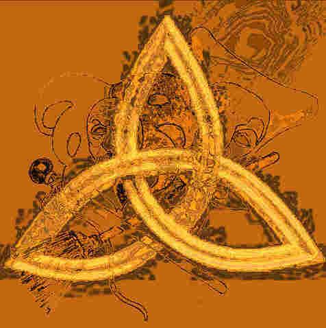 Weissmagische Symbole Hagal Pentagramm Om Zeichen Ankh Kreuz